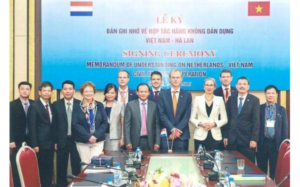 Hợp Tác Hàng Không Việt Nam – Hà Lan: Nghị Trình Cho Sự Phát Triển