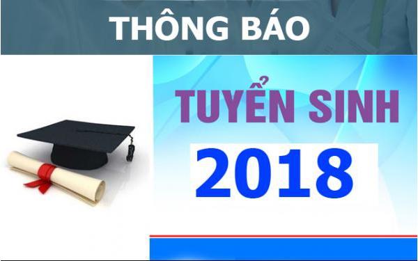Tuyển Sinh Cao đẳng Chính Quy Năm 2018