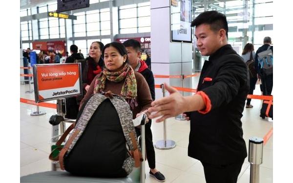 Jetstar Pacific mở bán vé 3 đường bay mới giá siêu rẻ