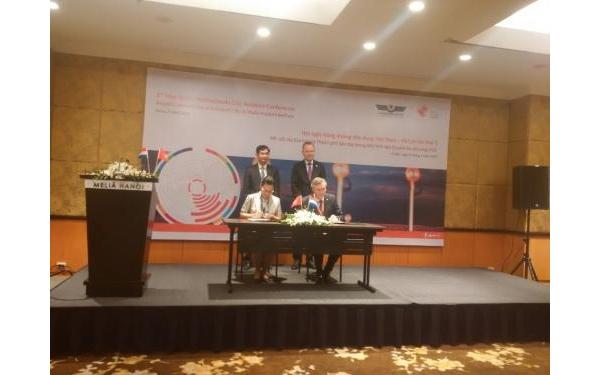 Diễn đàn hợp tác hàng không dân dụng Việt Nam – Hà Lan lần 3;             Học viện Hàng không Việt Nam làm việc với  Học viện Hàng không Hà Lan.