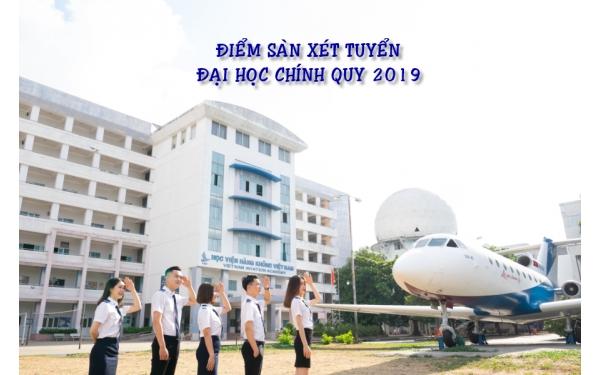 Mức điểm Nhận Hồ Sơ Xét Tuyển Theo Kỳ Thi THPTQG Hệ đại Học Chính Quy Năm 2019