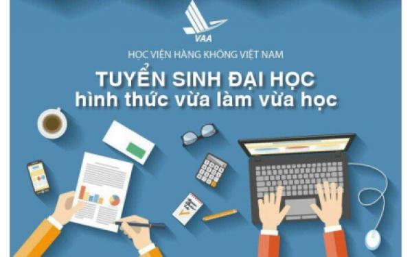 Thông Báo Tuyển Sinh đại Học - Hình Thức Vừa Làm Vừa Học (VLVH) 2019
