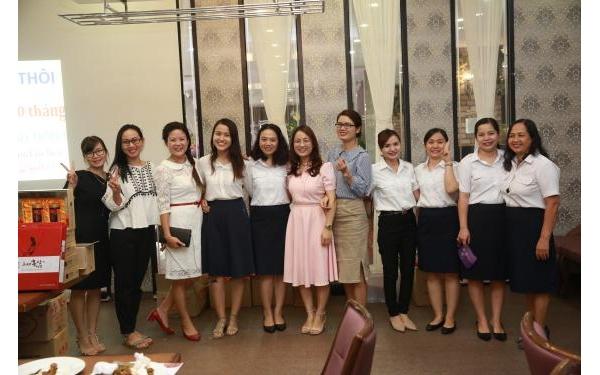 Học viện Hàng không tổ chức buổi giao lưu gặp mặt kỷ niệm 89 ngày Phụ Nữ Việt Nam (20/10/1930-20/10/2019)