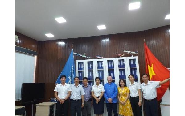 Học viện Hàng không Việt Nam chính thức trở thành Thành viên liên kết (Associate Member) của Chương trình Đào tạo Hàng không Quốc tế (TRAINAIR PLUS Programme – ICAO)