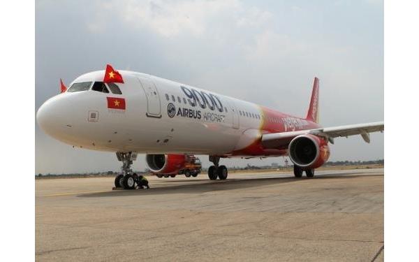 Điều tra sự cố máy bay Vietjet hỏng phanh tại Tân Sơn Nhất