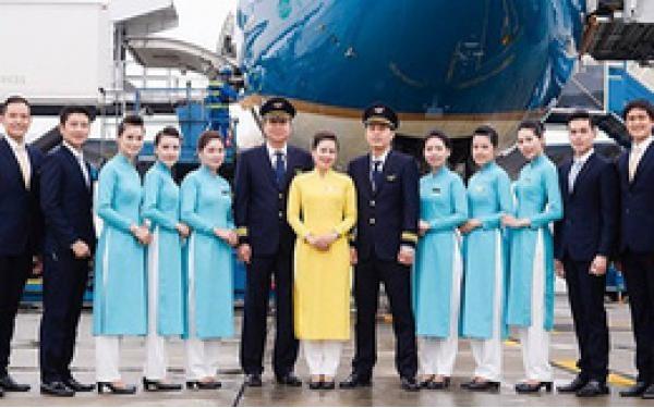 Tổng Công Ty Hàng Không Việt Nam - CTCP Tổ Chức Các Đợt Tuyển Dụng Tiếp Viên Năm 2020