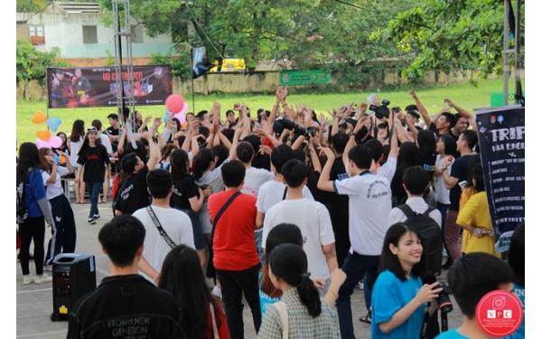 Chào mừng Tân sinh viên Khóa 2020