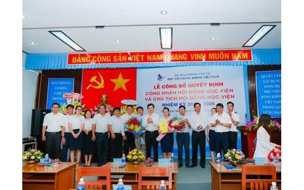 Hội đồng Học viện Hàng không Việt Nam
