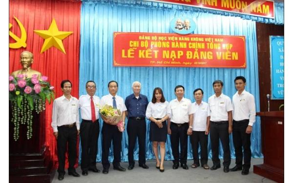 Đảng bộ Học viện Hàng không Việt Nam - Đổi mới và phát triển